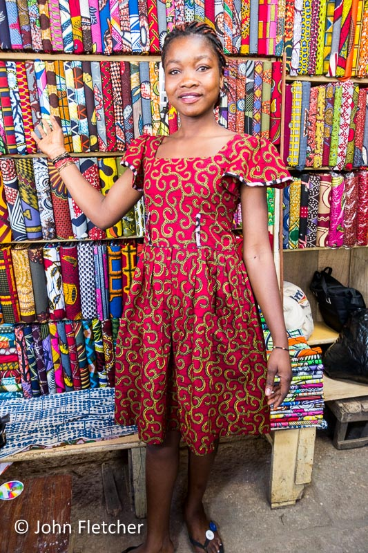 Fabric Shop Attendant