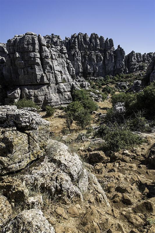Parc natuel du Torcal de Antequera