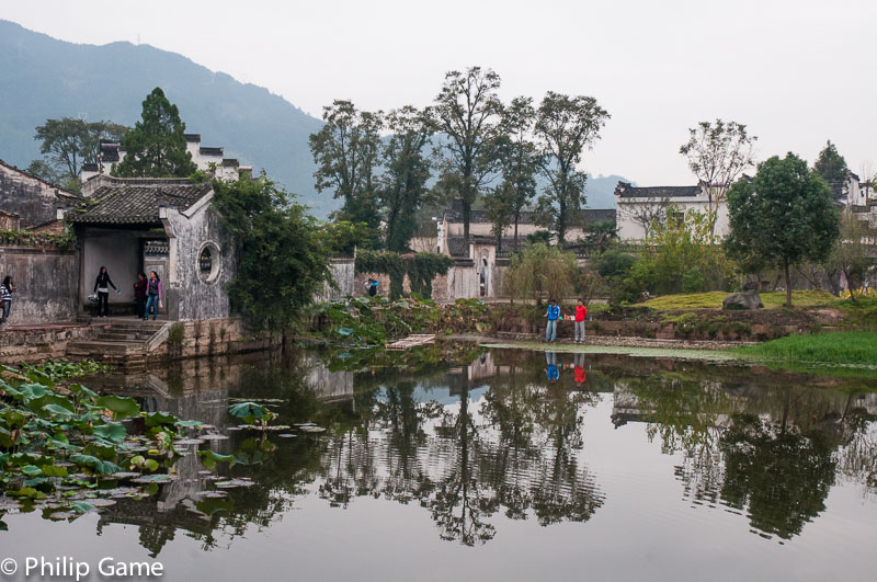 Chengkan panorama