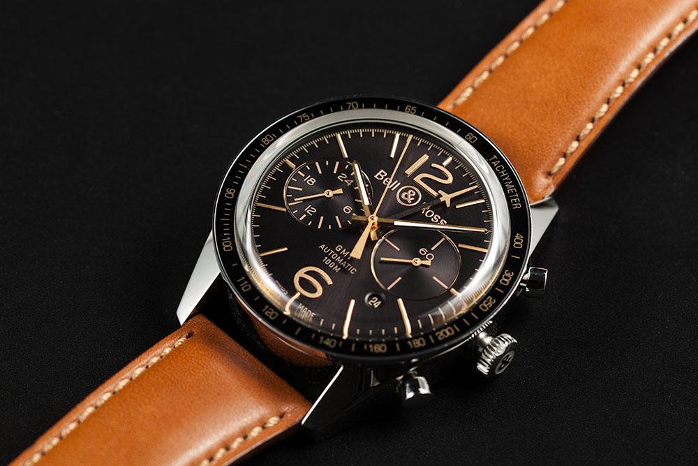 TimeZone : Bell & Ross » The Bell&Ross BR126 Sport ...