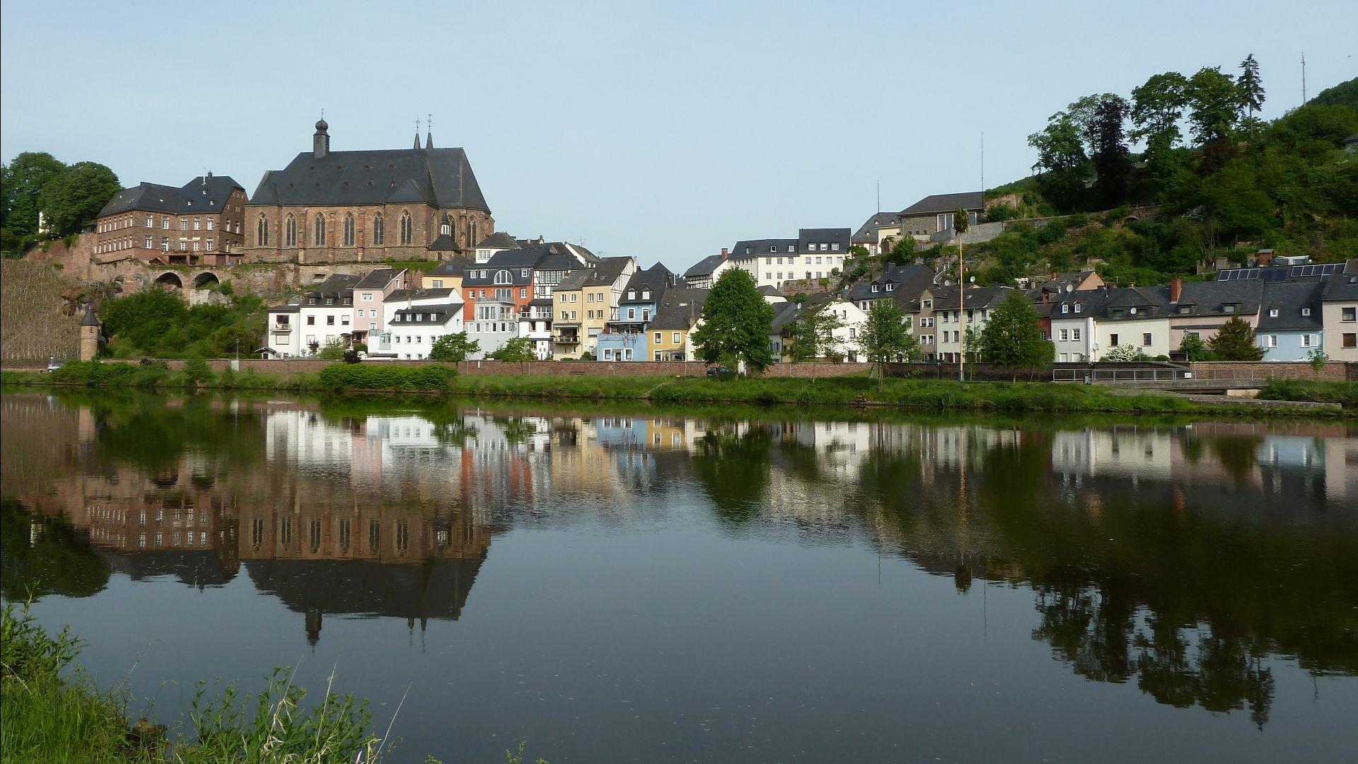 Saarburg.
