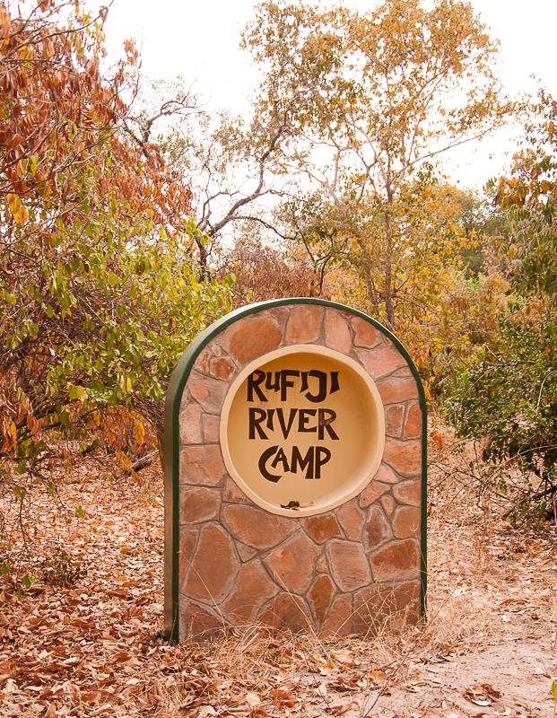 Ingang Rufiji river camp