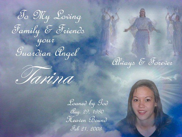 Tarina in Heaven