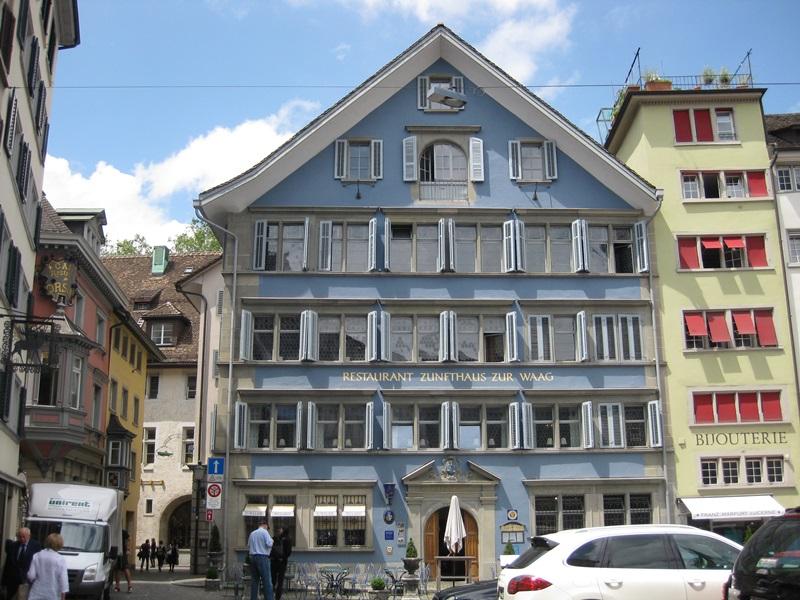 Zurich. Old Town