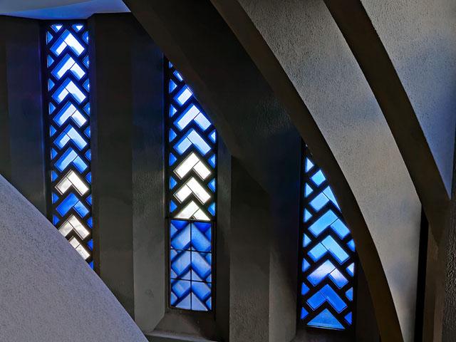 Voortrekker Monument Windows
