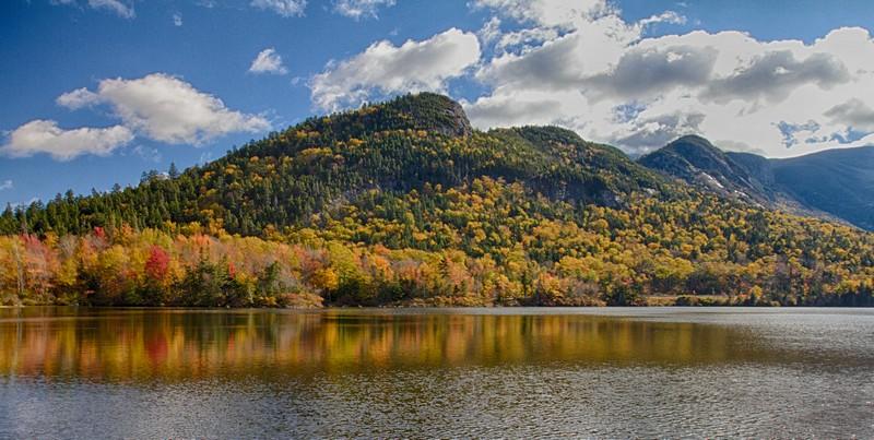 7.  Echo Lake