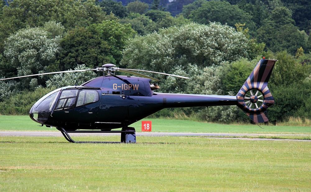 G-IGPW Eurocopter EC 120B Colibri