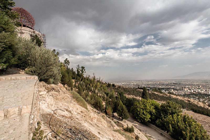Baba Kuhis tomb - Shiraz