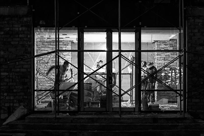 Builders - Bishkek
