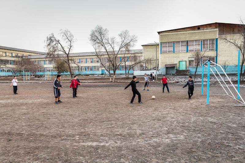 Football - Bishkek