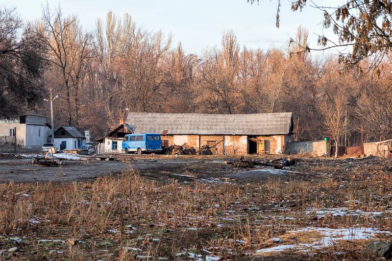 Farm building - Bishkek