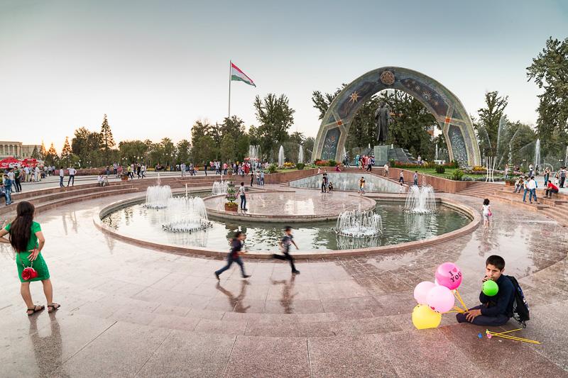 Independence day - Dushanbe