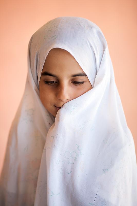 Girl - Kaj, Iran