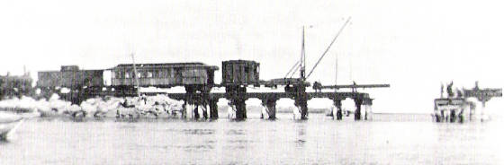 Building the North River Bridge