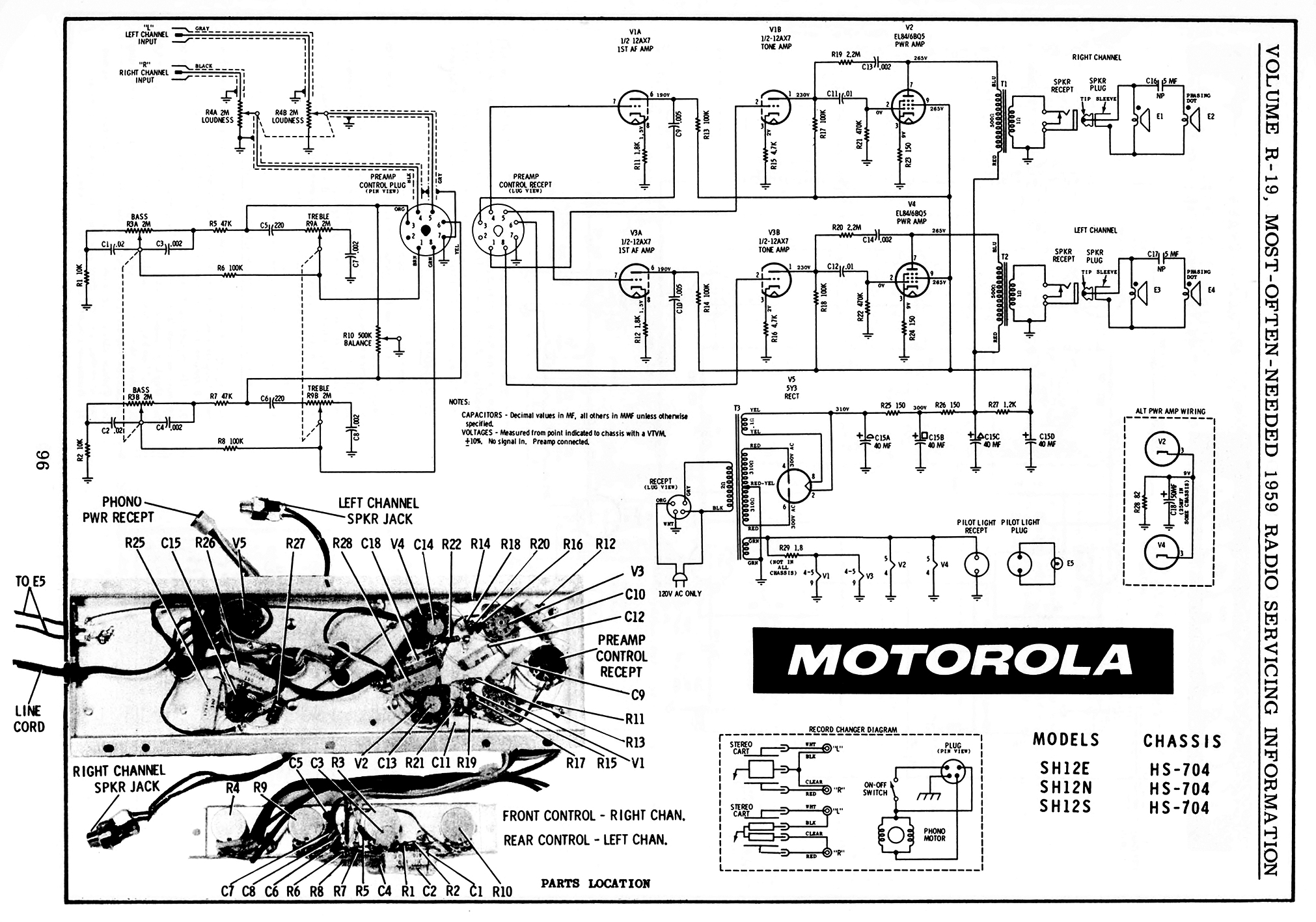 Motorola Stereo Schematic Reinvent Your Wiring Diagram Moto G Circuit Antique Radio Forums U2022 View Topic Need For Rh Antiqueradios Com Factory Diagrams Amplifier
