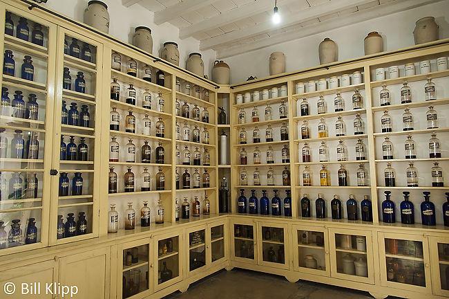 Museo Farmaceutico, Botica La Francesa  9