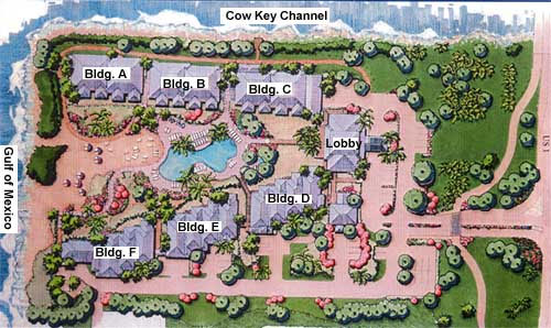 Hyatt Beach House Key West Complex Overview