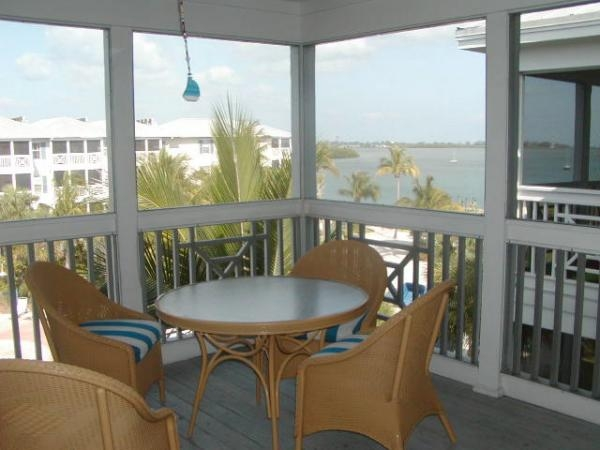 Screened in Porch, Hyatt Beach House  2