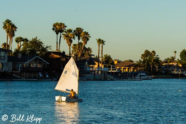 Sailboat Lido Bay  1 --  2015 Town of Discovery Bay Calendar Winner