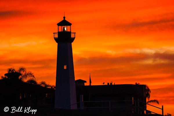 Discovery Bay Lighthouse Sunset  5 -- 2015 Town of Discovery Bay Calendar Winner