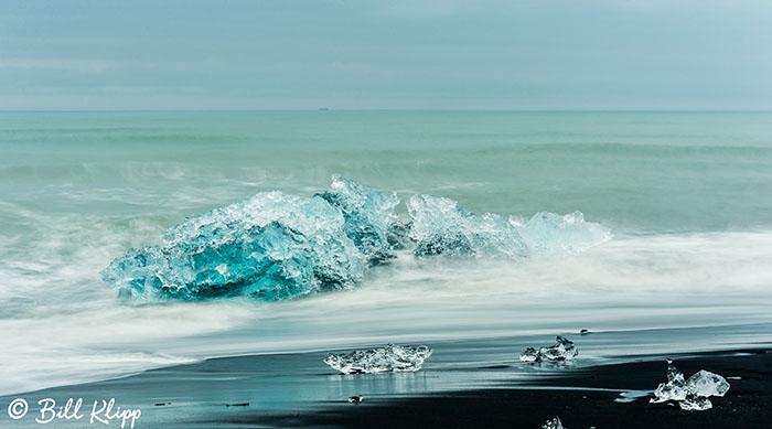 Jokulsarlon Iceberg Beach  1