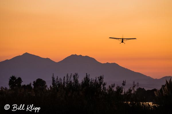 Ultralight at Sunset  6