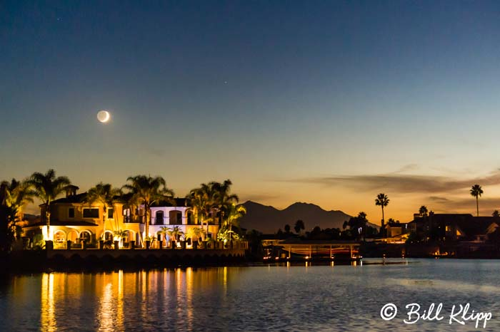 Full Moon, Beaver Bay 1 -- 2015 Town of Discovery Bay Calendar Winner