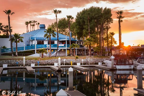 Discovery Bay Yacht Club Sunset  1