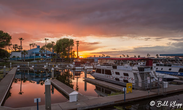 Discovery Bay Yacht Club Sunset  2