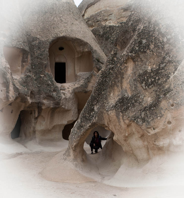 Capadoccia Fairy Chimneys