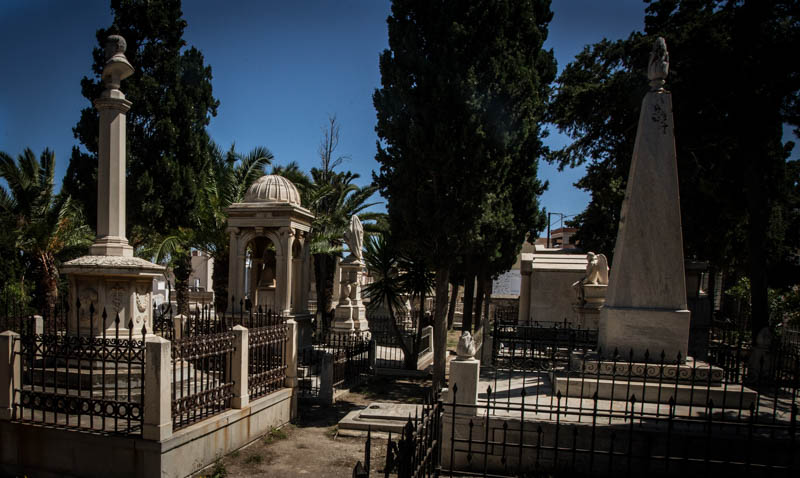 Greek Cemetery