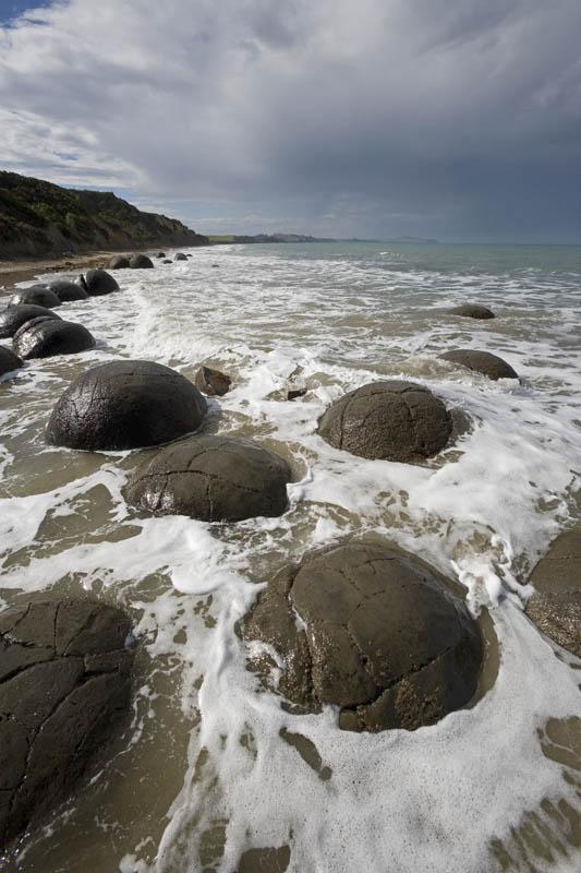 Moreraki Boulders, New Zealand