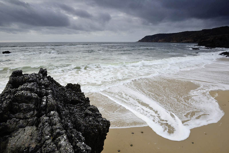 Abano beach, Portugal