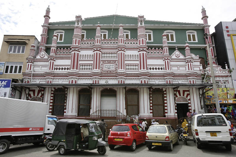 Kandy Mosque