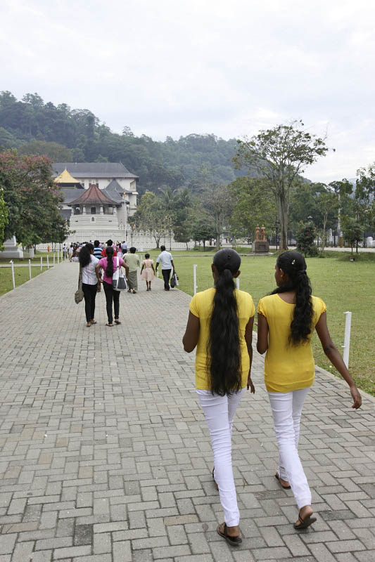 Kandy, Temple of the Tooth Complex