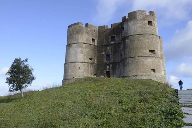 Évoramonte Castle, Portugal