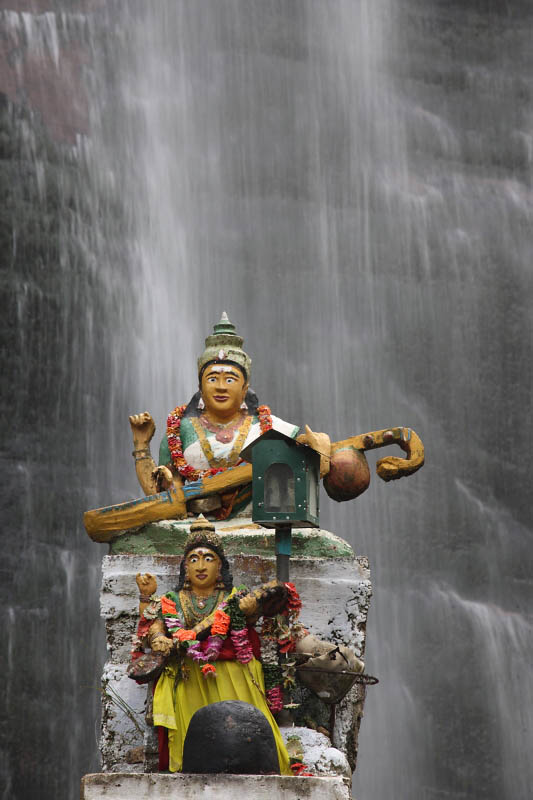 Dunsinane Waterfalls