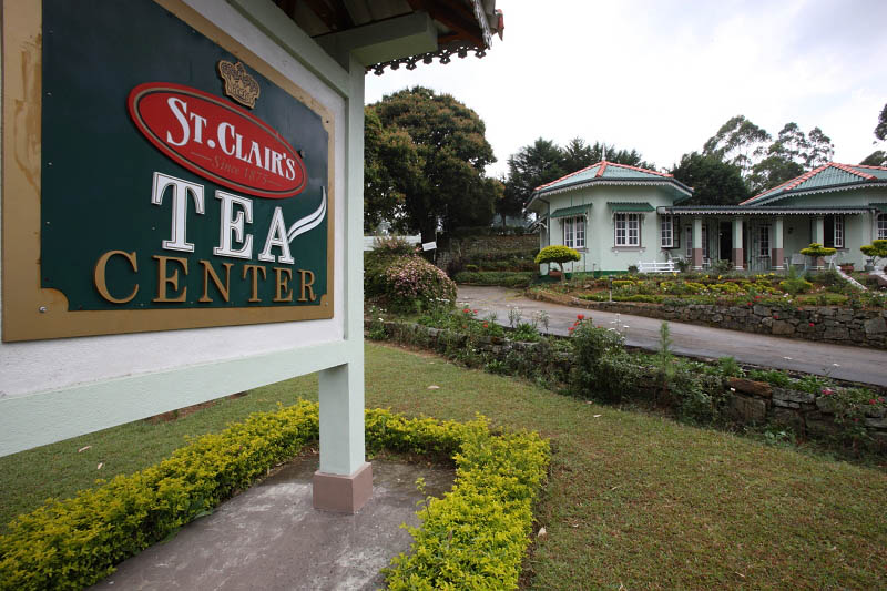 St Clairs Tea Center