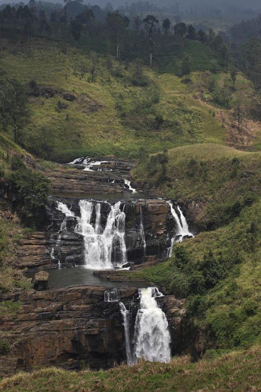 St Clairs Falls