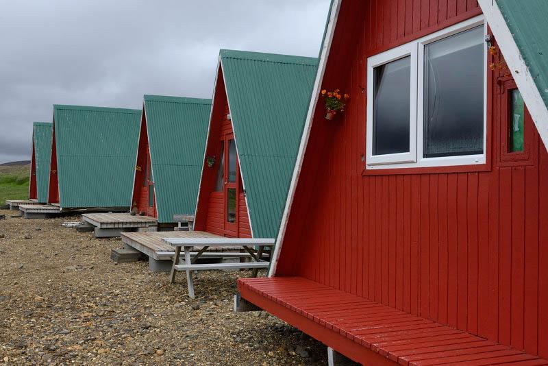 Kerlingarfjoll cottages