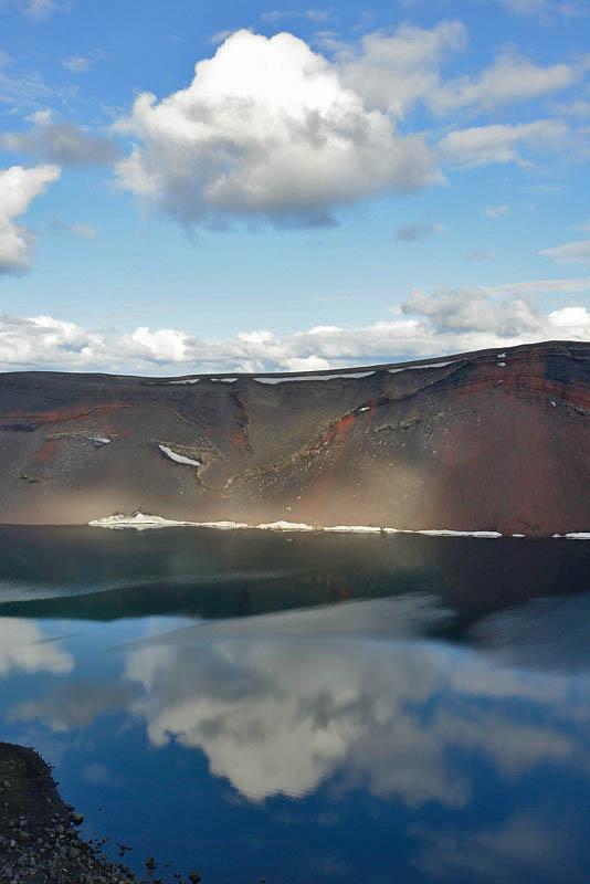 Landmannalaugar, Ljótipollur