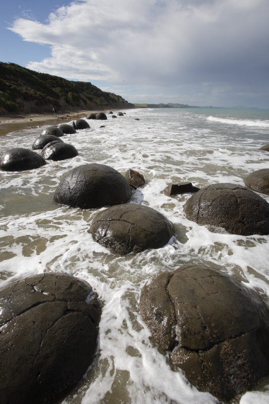 Moreraki Boulders, South Island, New Zealand