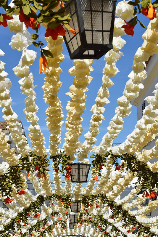 Flower Festivity, Campo Maior, Portugal