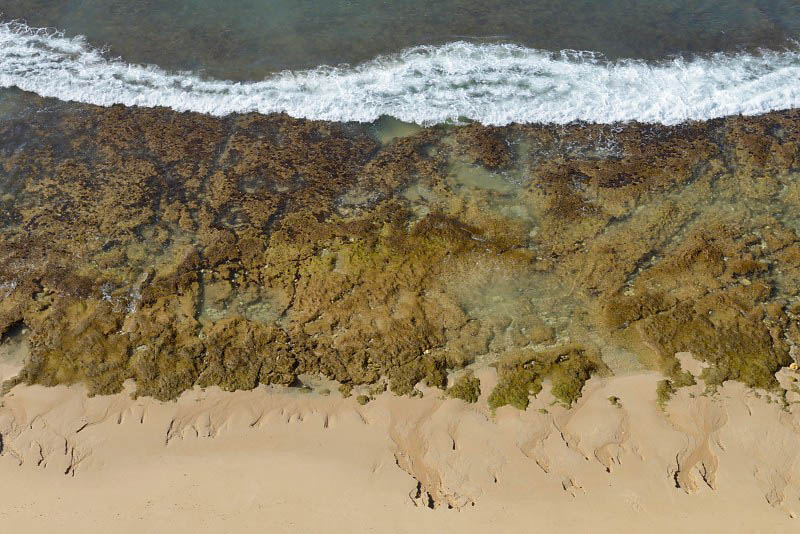 Marinha Beach, Portugal
