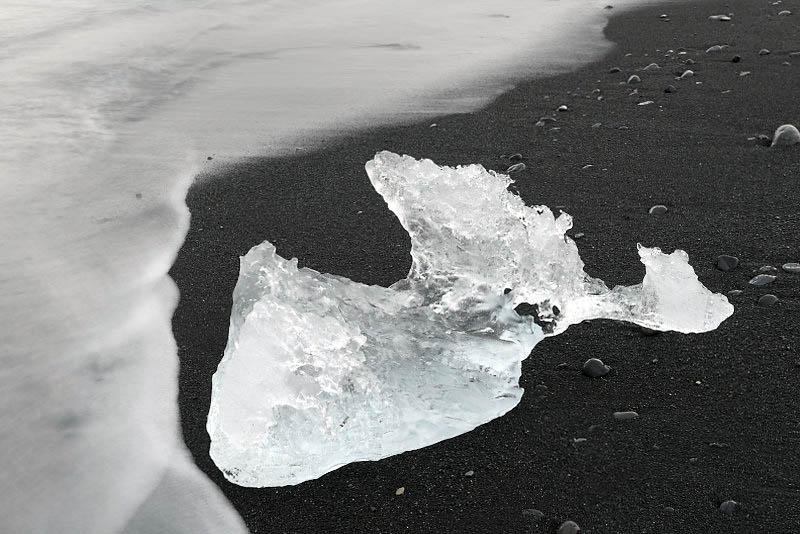Jokulsárlón Beach
