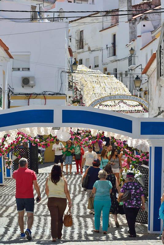 Flower Festivity, Campo Maior, Portugal
