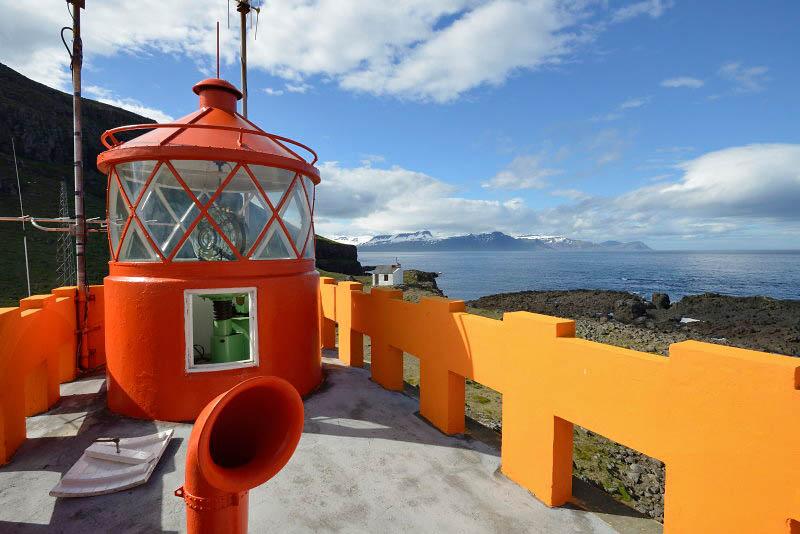 Dalatangi Lighthouse