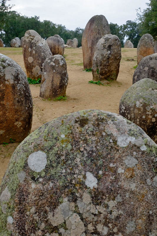 Cromlech of Almendras, Portugal