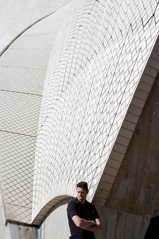 Sydney Opera, Australia