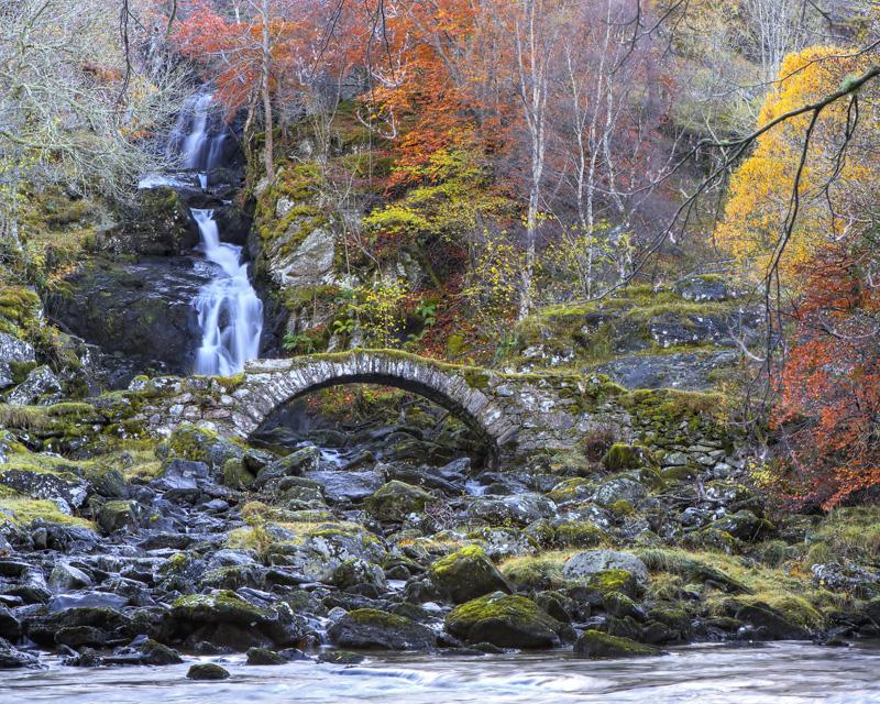 Glen Lyon Bridge
